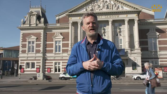 The Concertgebouworkest in Amsterdam I